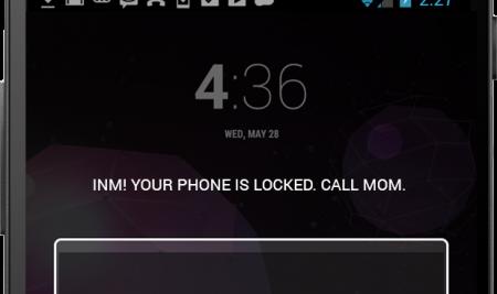 Esta aplicación bloquea el teléfono de tu hijo cuando no te contesta.