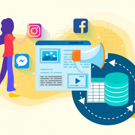 Paquete: Bases de Datos + Bases de Datos en Facebook, Messenger e Instagram + Administrador Comercial de Facebook