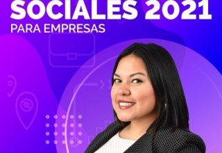 Redes Sociales para Empresas 2021